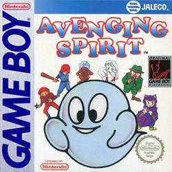 Avenging Spirit Cover