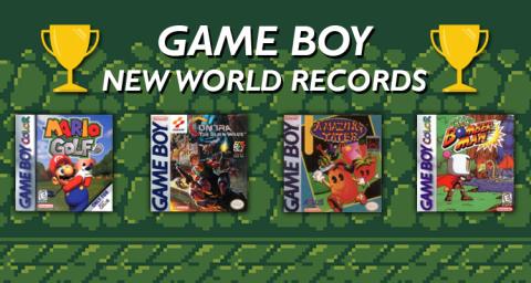 World Record Round Up